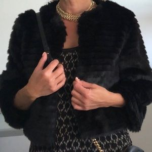 Guess by Marciano faux fur jacket